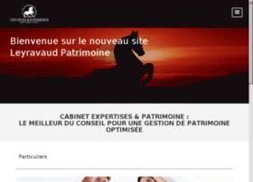 leyravaud-patrimoine.com