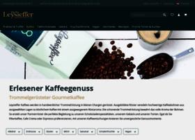 leysieffer-kaffee.com
