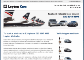 leytoncabs.co.uk
