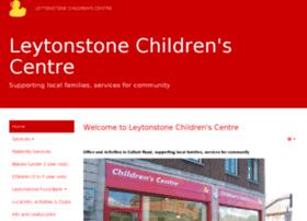 leytonstonechildrenscentre.org.uk