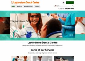 leytonstonedentalcentre.co.uk