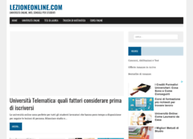 lezioneonline.com