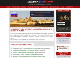 lezionidirusso.com