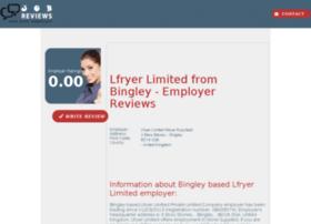 lfryer-limited.job-reviews.co.uk