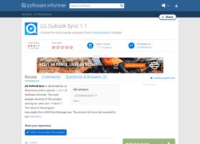lg-outlook-sync.software.informer.com