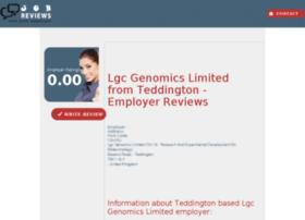 lgc-genomics-limited.job-reviews.co.uk