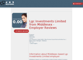 lgc-investments-limited.job-reviews.co.uk