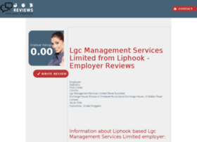 lgc-management-services-limited.job-reviews.co.uk