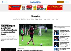 lgdeportiva.lagaceta.com.ar