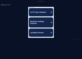 lgforum.com