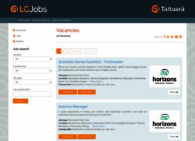 lgjobs.careercentre.net.nz