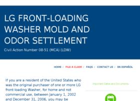 lgwashersettlement.com