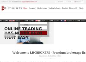 lhcbrokers.com