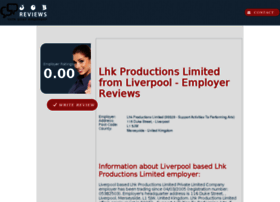 lhk-productions-limited.job-reviews.co.uk