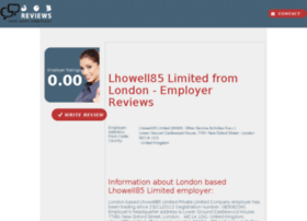 lhowell85-limited.job-reviews.co.uk