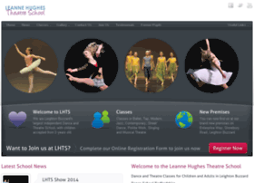 lhtheatreschool.co.uk