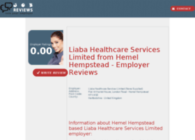liaba-healthcare-services-limited.job-reviews.co.uk