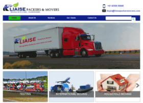 liaisepackersandmovers.com