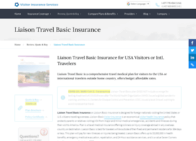 liaisoninternationalinsurance.net