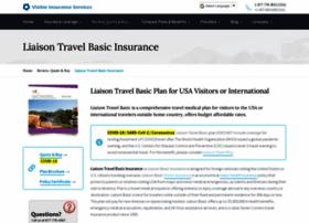 liaisoninternationalinsurance.net