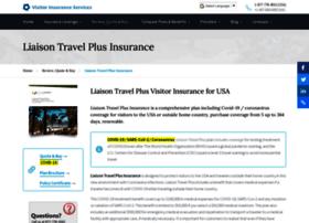 liaisontravelinsurance.com