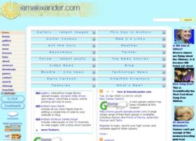 liamalexander.com