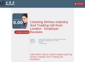 liaoning-xinhou-industry-and-trading-ltd.job-reviews.co.uk