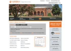 lib.campbell.edu