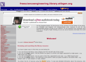 lib.freescienceengineering.org