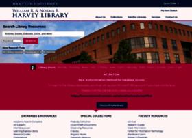 lib.hamptonu.edu