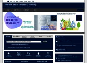 lib.indstate.edu