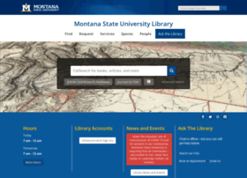 lib.montana.edu
