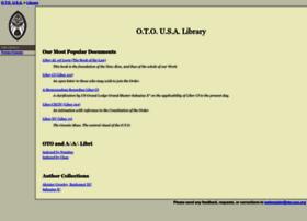 lib.oto-usa.org
