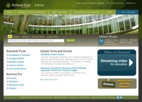 lib.pdx.edu