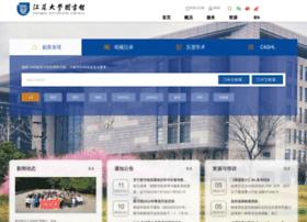 lib.ujs.edu.cn