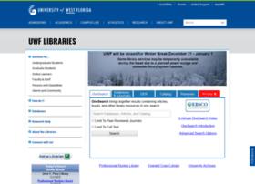lib.uwf.edu