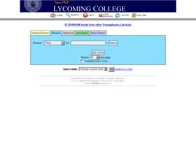 libcat.lycoming.edu
