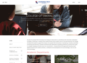 liberalarts.latech.edu