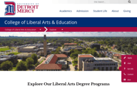 liberalarts.udmercy.edu