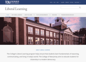 liberallearning.tcnj.edu