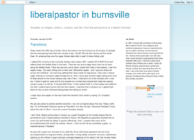 liberalpastor.blogspot.com