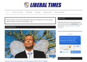 liberaltimes.com.au