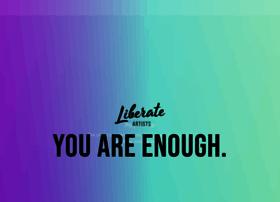 liberateartists.com