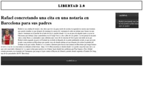 libertad20.es