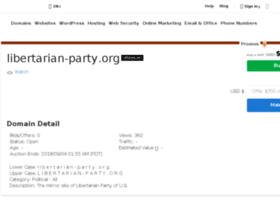 libertarian-party.org