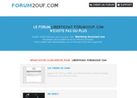 libertichat.forum2ouf.com