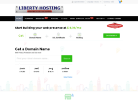 liberty-hosting.net