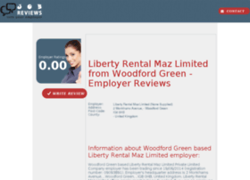 liberty-rental-maz-limited.job-reviews.co.uk