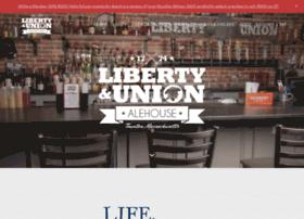 libertyandunionalehouse.com