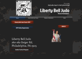 libertybelljudo.com